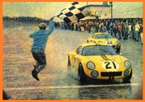 Interlagos Mil Millas 1967