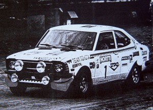 TOYOTA COROLLA PRESS ON REGARDLESS 1973