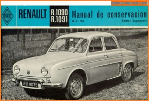 GORDINI MANUAL CONDUCTOR