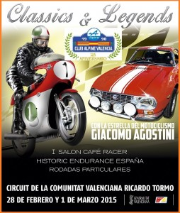 CARTEL CLASSICS AND LEGENDS 2015